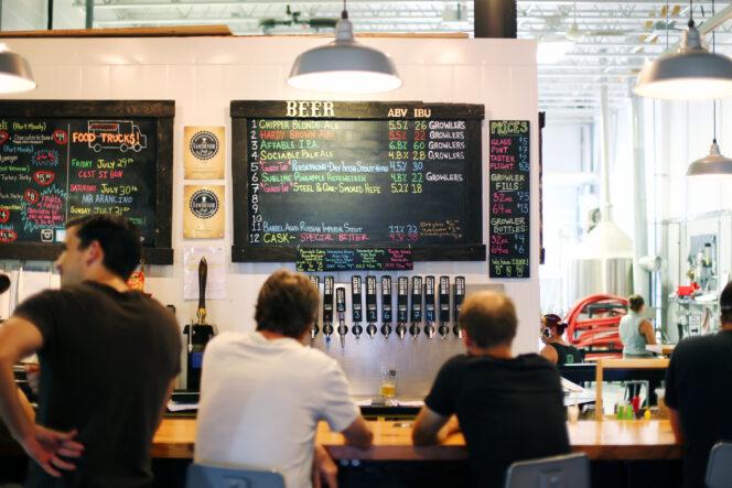 Moody Ales in Port Moody