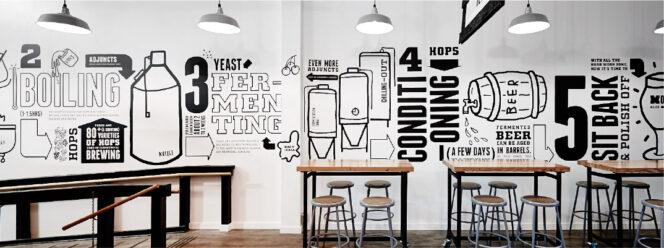 Moody Ales Tasting Room